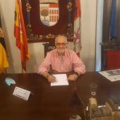 Juanjo Sancho, concejal Carbonero el Msayor