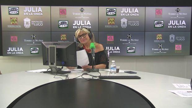 Vídeo del programa completo de Julia en la onda, especial Ribeira Sacra (25/06/2020)