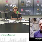 "VÍDEO | José Luis Rodríguez, presidente de la DO Ribeira Sacra: ""Se ha sufrido menos este parón"""