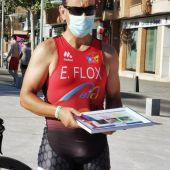Emeterio Flox reto solidario Aecc