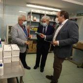 La campaña de vacunación se ha lanzado meses antes para concienciar a la población de su importancia.