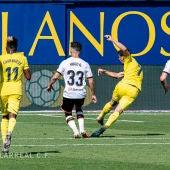 Gerard Moreno anota ante el Valencia