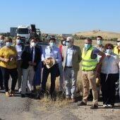Arreglos carretera Bolaños-Daimiel