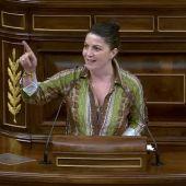 Vídeo manipulado - El discurso de Macarena Olona recreando la mítica escena de 'Lo que el viento se llevó'
