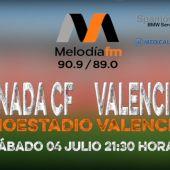 Granada vs. Valencia CF