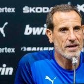 Voro entrenador del Valencia CF