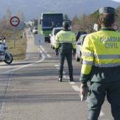 Imagen de archivo: control Guardia Civil.