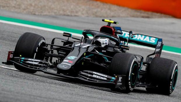 Valtteri Bottas GP Austria 2020