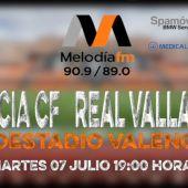 Valencia CF vs Real Valladolid