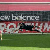 Sergio Ramos da la victoria al Real Madrid ante el Athletic