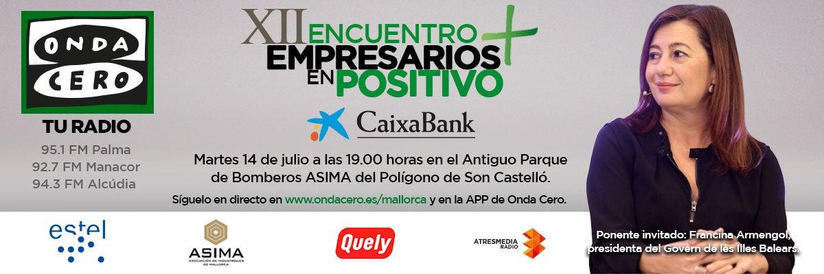 XII Encuentro de Empresarios en Positivo
