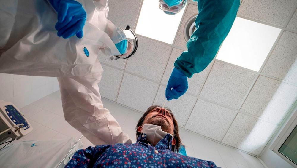 Los médicos eventuales reivindican su compromisos, capacidad y formación
