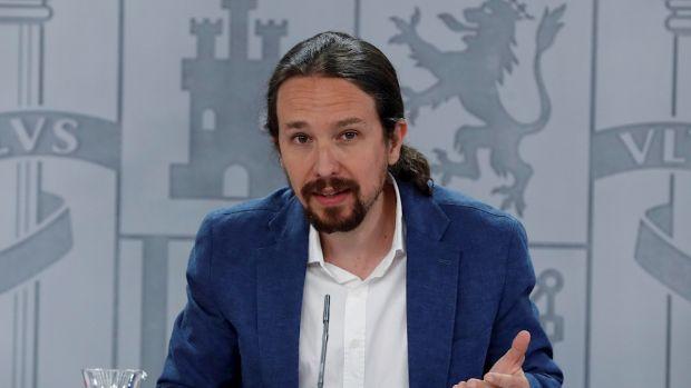 """Así explica Pablo Iglesias el caso Dina: """"Es evidente que se ha atacado a Podemos para evitar que entrásemos en el Gobierno"""""""