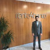 Alejandro Frías,asesor Renta 4 Segovia