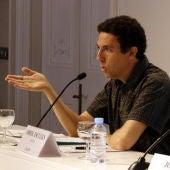 Oriol Esculies, president de Projecte Home, en una imatge d'arxiu