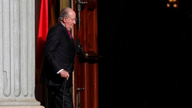 La España que madruga: El Rey emérito y la perturbación de Sánchez presiden las portadas de los periódicos