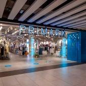 Imagen de la tienda Primark en Larios Centro.