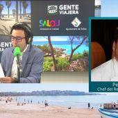 """Josep Moreno, Chef Estrella Michelin del restaurante Deliranto: """"Aplicamos un guión de cuento a un menú degustación"""""""