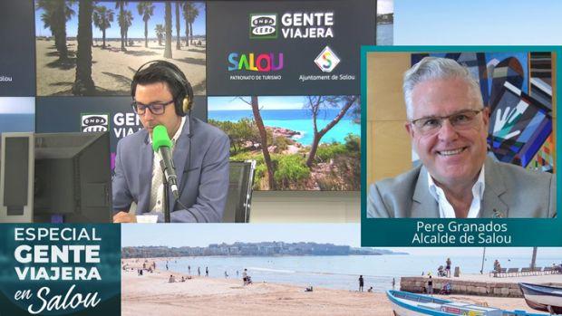 """Pere Granados, Alcalde de Salou: """"Es una gran oportunidad para conocer Salou mejor que nunca"""""""