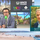 """Agustín García Pascual: """"Lumine y la zona donde estamos ubicados es un destino por sí mismo en Salou"""""""