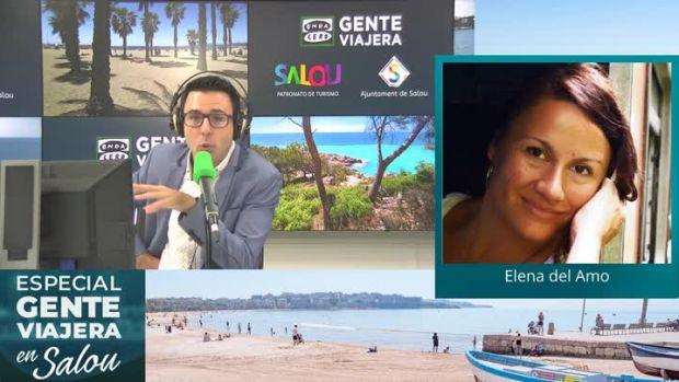 """Elena del Amo, periodista: """"Los Romanos diseñaron Tarraco para impresionar"""""""