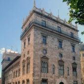 Palau de la Generalitat Valeniana.
