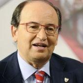 José Castro, presidente del Sevilla F.C.