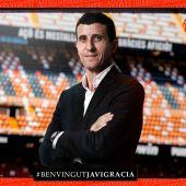 Javi Gracia nuevo entrenador del Valencia CF
