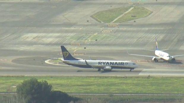Ryanair afirma que seguirá volando con normalidad a España desde Reino Unido