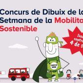 Concurso EMT Valencia de dibujo