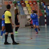 Lara celebra el primer gol del Xaloc