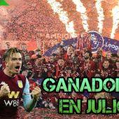 Onda Fútbol 4x46-Ganadores en julio