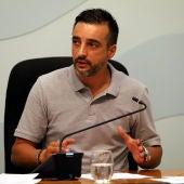José Antonio Díaz, delegado de Urbanismo del Ayuntamiento de Jerez