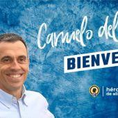 Carmelo del Pozo, nuevo asesor deportivo del conjunto alicantino