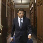Carlos Mazón, presidente de la Diputación de Alicante.