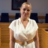 Ana Belén Chacón, concejala de Igualdad