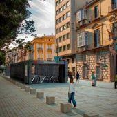 El Metro de Málaga enfila su llegada al centro
