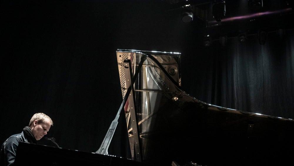 El compositor y pianista, Max Richter
