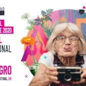 Cartel anunciado del Festival Internacional de Cine de Almagro