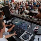 Fiesta en Benidorm
