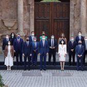 Conferencia de presidentes autonómicos en La Rioja
