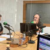 Julio Carpintero y Juan Olasagasti