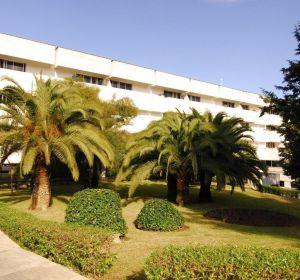 Residencia de la Bonanova, en Palma.