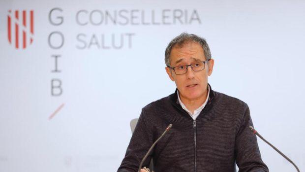 """Arranz: """"Estamos lejos de un brote comunitario en Baleares, pero no es descartable"""""""