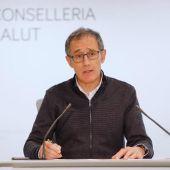 Javier Arranz, portavoz del Comité Autonómico de Enfermedades Infecciosas del Govern de les Illes Balears