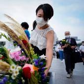 Japón conmemora el ataque nuclear de Hiroshima