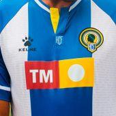 Camiseta del Hércules en la temporada 2019-2020