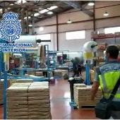 La Policia Nacional detiene en Crevillent a un empresario por explotar laboralmente a sus trabajadores