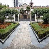 Vista del Convento de las Brígidas de Lasarte-Oria (Gipuzkoa).