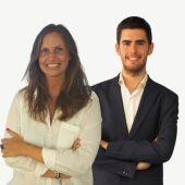 María Gómez i Marc Navarro